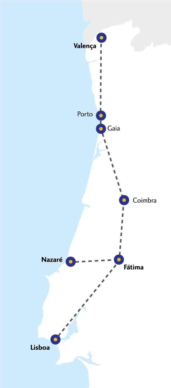 Home Fatima Walking Routes